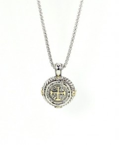 Cross Necklace Celtic Cross Pendant