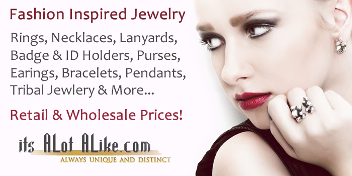 Wholesale Fashion Inspired Jewelry for Women & Teens. Visit itsalotalike.com