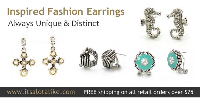 Inspired Fashion Earrings