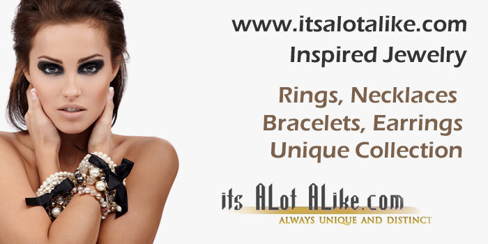 Inspired Designer Jewelry From Our Online Boutique