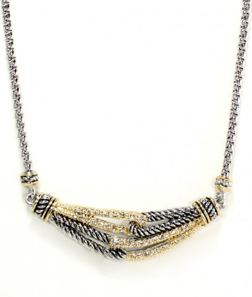 Art Deco Design Necklace