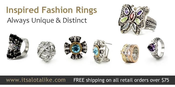 Unique Fashion Rings & Accessories