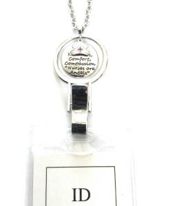 Nurse Lanyard Badge Id Holder Nurses Gift
